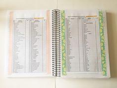 Bullet journal financeiro: faça o seu! - Patricia Lages - Bolsa Blindada Bullet Journal, Notebook, Gisele, Planners, Instagram, Money Saving Tips, Financial Planning, Apartments, Organizers