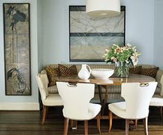 BANQUETTE | Check out these banquette designs for inspiration…