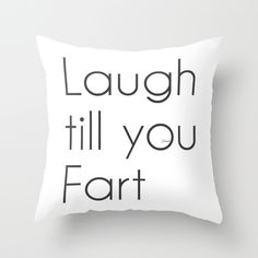 Oh my... funny, but where could one put this pillow...