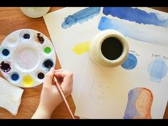 My Top 5 Tips for Watercolor Beginners :) - YouTube
