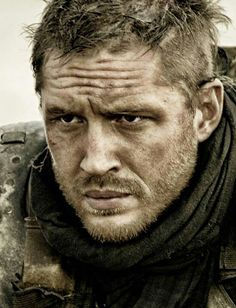 Tom Hardy as Mad Max ❤