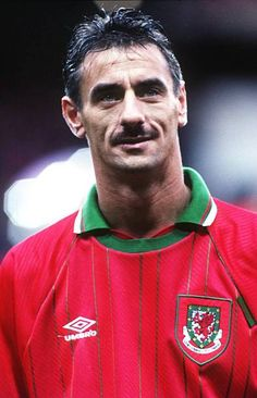 Ian Rush Wales Football Pictures and Photos Welsh Football, National Football Teams, Liverpool Football Club, Football Field, Liverpool Fc, Football Soccer, Retro Football, Ian Rush, Football Images