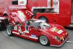 Classic Motorsport — motorsportslife: 1975 Alfa Romeo T33/TT/3 Giro...