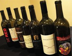 VA Wines.