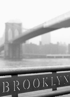 Rainy Day in Brooklyn    [photographer unknown]
