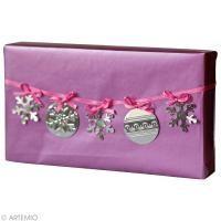 11 gift wrap ideas for Christmas / 11 idées d'emballage de paquets cadeaux pour Noël