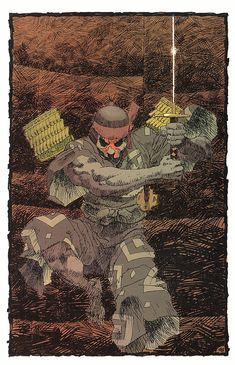 Ronin by Frank Miller