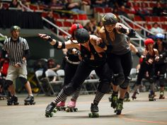 Roller derby skaters trade bumps, bruises -- and bacteria - The Body Odd