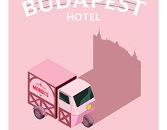 """Check out new work on my @Behance portfolio: """"Grand budapest hotel Mendl's"""" http://be.net/gallery/49266639/Grand-budapest-hotel-Mendls"""