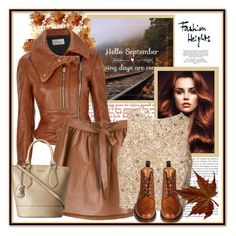 """fall"" by bodangela ❤ liked on Polyvore featuring Temperley London, River Island, Loake and Calvin Klein"