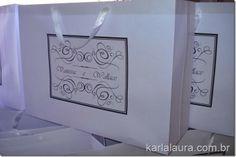 Karla Laura Convites, Lembranças e Papelaria Personalizada: Sacolas de lembrança - Vanessa