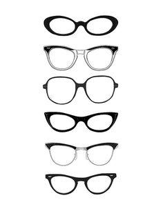 Black & White | Spectacles