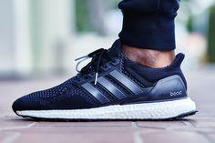 adidas Ultra Boost On-Foot Look