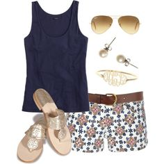 Tory Burch by thevirginiaprep on Polyvore