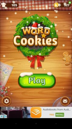 We've found an interesting app for people to play games and learn English words in the same time.Word Cookies i . Word Puzzle Games, Word Puzzles, Word Games, Cookie Games, Video Game Reviews, Learn English Words, New Iphone, Games To Play, Tasty