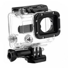 Go pro 3 waterproof case  gopro housing with side opening without lens for gopro hero 3  go pro 3 ,free shipping $29.75