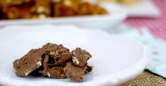 Yet another delicious confection from my internet boyfriend, DJ Foodie:  Coco-Cocoa-Walnut Bark