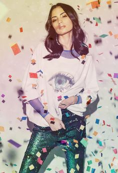 Wildfox Into The Limelight - Studio 54 Resort 16 Collection - Creative Direction & Knitwear / Sweater Designs by Andi Ballard Sharp