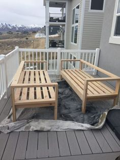 DIY Outdoor Furniture 2019 Want to hang out or entertain outside? Build this DIY outdoor furniture in one day and you can enjoy the warmth of the summer! The post DIY Outdoor Furniture 2019 appeared first on Patio Diy.