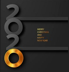 Happy new year 2020 banner with golden luxury text Frohes neues Jahr 2020 Banner mit goldenen Luxus-Text Happy New Year Baby, Happy New Year Design, Happy New Year Wishes, Happy New Year 2019, Merry Christmas And Happy New Year, New Year 2020, New Year Gif, New Year Card, Happy New Year Wallpaper