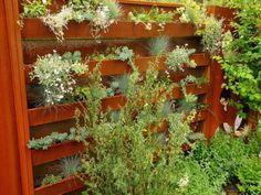 Cortenstalen wand met plantenbakken BT hoveniers