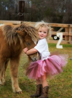 Horse Girl Photography, Toddler Photography, Tulle, Kids, Pictures, Fashion, Kid Photography, Young Children, Photos