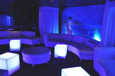 MCR LED Furniture