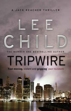 Love all the Jack Reacher books, brilliant - Casting Tom Cruise was just wrong!!!!!!!