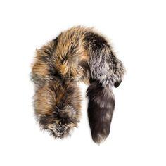 Marc Jacobs Golden fox fur stole $4000
