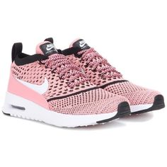 f1a24923abc Nike Nike Air Max Thea Ultra Flyknit Sneakers ( 160) ❤ liked on Polyvore  featuring