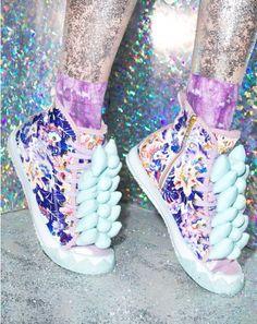 Flats Shoes - Jelly, Platform, Sneaker & Sandal Flats | Dolls Kill