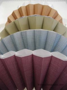 Eleven distinctive fabric styles and over 130 colors are available in Hunter Douglas Duette Architella honeycomb shades. More info at WindowDesignsEtc.com