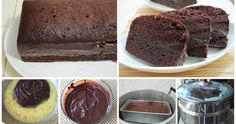 See related links to what you are looking for. Steamed Cake, Steamed Buns, Steamed Food, Indonesian Desserts, Indonesian Food, Steam Cake Recipe, Brownie Bowls, Brownies Kukus, Pandan Cake