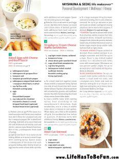 Breakfast anyone? #nutrition #healthy #recipies