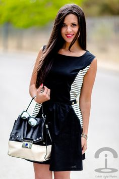 Black & Transparent Crimenes de la Moda