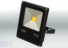 Nextec POWER CHIP LED Fluter Slim COB 30 Watt