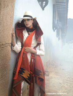 Sara y el halcón #collection #fashion #woman @Ad_Santacruz