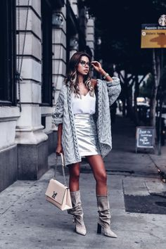 How to Dress Down Metallics for Day