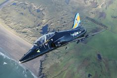 RAF Valley based 208(R) Squadron have unveiled a brand new Hawk TMk1 livery to commemorate their 100th Anniversary.