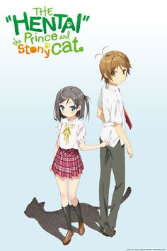 Crunchyroll - HENNEKO – The Hentai Prince and the Stony Cat - Full episodes streaming online for free