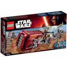 """LEGO Star Wars Rey's Speeder"""" 75099"""