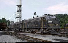 RailPictures.Net Photo: WM 239 Western Maryland Railway EMD F7(A) at Bowest Jct., Pennsylvania by Marty Bernard