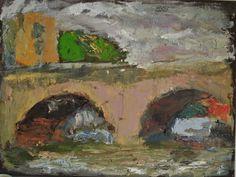Magdalen Bridge en Oxford