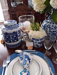 Blue Color /Emily Ruddo of Armonia Decors