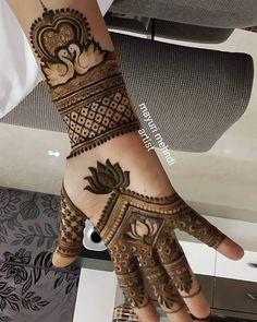 Peacock Mehndi Designs, Rajasthani Mehndi Designs, Khafif Mehndi Design, Back Hand Mehndi Designs, Latest Bridal Mehndi Designs, Stylish Mehndi Designs, Mehndi Designs 2018, Modern Mehndi Designs, Henna Art Designs