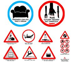 Image result for safety signs at home