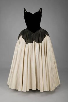 Petal Charles James, 1951 The Chicago History Museum