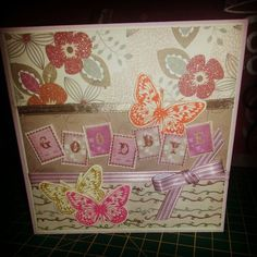 farewell scrapbook template - jackie raes crafty place cards goodbye pinterest