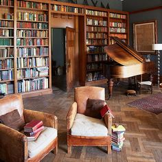 Lustworthy libraries every book worm needs to see