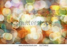 Blurred abstract pattern - circle light photo background - stock photo画像番号 111734612
